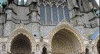 Chartres Cathedral, North Portal, Chartres, France