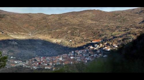 San Esteban de la Sierra Pico del Casta�ar