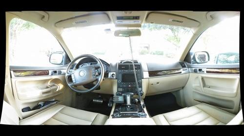 2007 VW Touareg