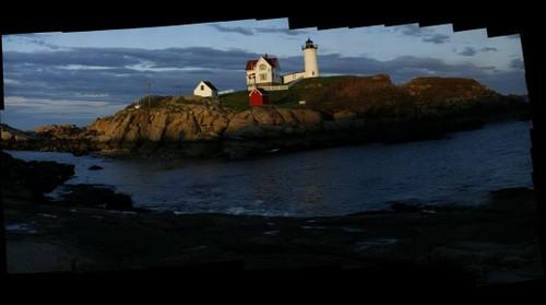 Nubble Lighthouse - UnRetouched