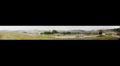 Jerash Roman City, Jordan