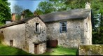 Bondsville Springhouse and Garage