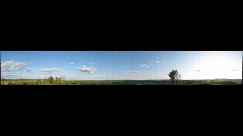 Frank's Hill, Muscoda Wisconsin