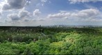 Frankfurt vom Goethturm 360 grad