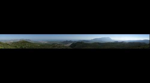 Costa Blanca - Montgó, Segaria, Pedreguer