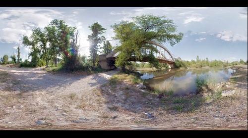 Rio Cinca, 360 x 360