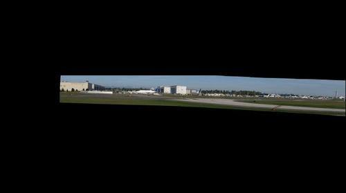 Boeing Flight Line at Paine Field
