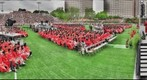 Boston University Commencement 2009
