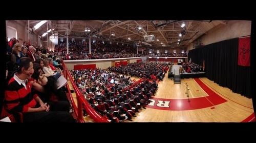 whereRU: Opening Speeches at the SCILS Convocation at Rutgers