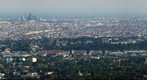 Panorama Vienna from Kahlenberg