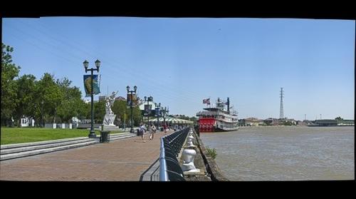 Natchez Stern Wheeler Riverboat