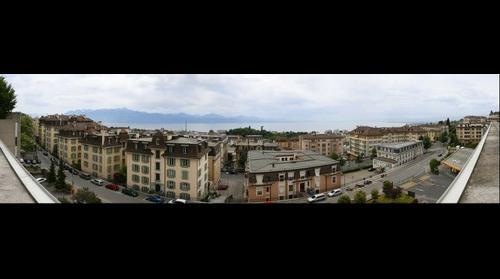 Lausanne et Lac Leman