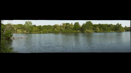 Lake Barrington Gigapan