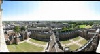 St. John&#39;s College, Cambridge, view southwest from the chapel tower