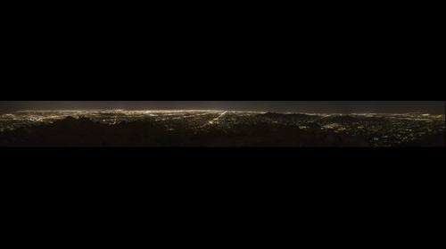 Camelback Mountain at Night