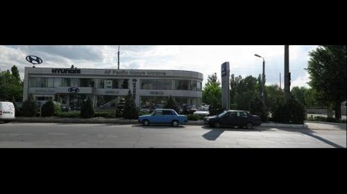 Chisinau, Hyundai Center