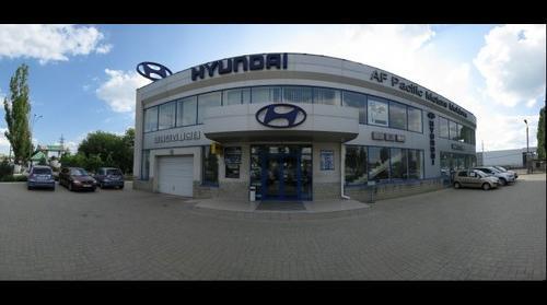 hyundai center