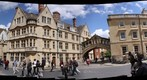 Hertford Bridge, New College Lane, Oxford, England