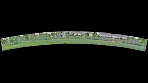 Washington Park gigapan,