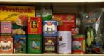 Tea cupboard
