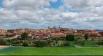 Panoramica Ciudad de Lerma - Burgos - Spain.