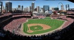 busch stadium- ball park st louis MO jim trotter