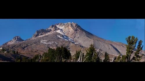 Mount Hood in Summer