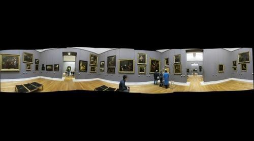 Le Louvre gallery pan3