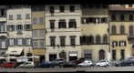 Florence, Italy, Via Romana