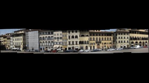 Florence, Italy, Via Romana