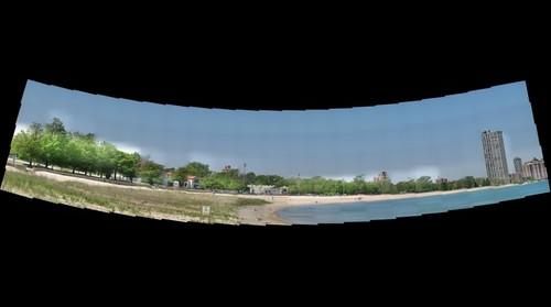 Rainbow Beach Park View