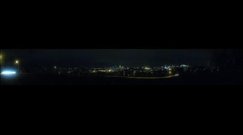 UFO touchdown in Schenley Park
