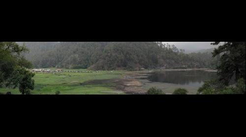 Laguna de Zempoala (Zempoala lagoon), Mexico