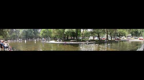 Parque Lincoln (Lincoln Park), Mexico