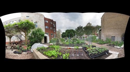 Brickyard Garden