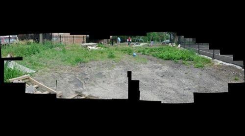 Ellis View Garden (Alley)