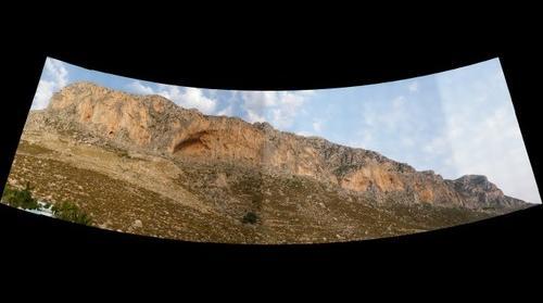 einige Klettersektoren auf Kalymnos / Κάλυμνος im Überblick