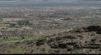 PHX FROM DOBBINS OVERLOOK NEAR THE TOP OF SOUTH MOUNTAIN
