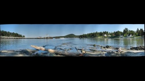 Sturdies Bay - Galiano Island