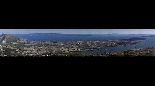 Split's peninsula