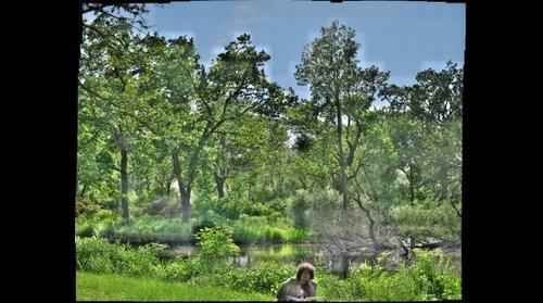 Washington Park Lagoon