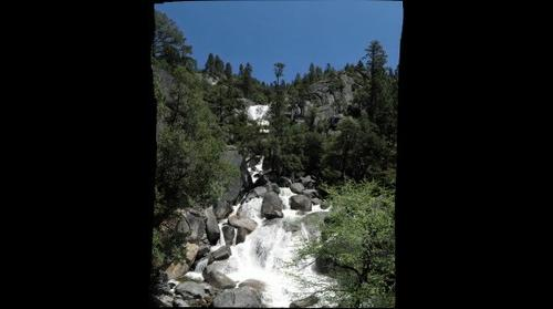 Cascade Creek at Yosemite, 2009