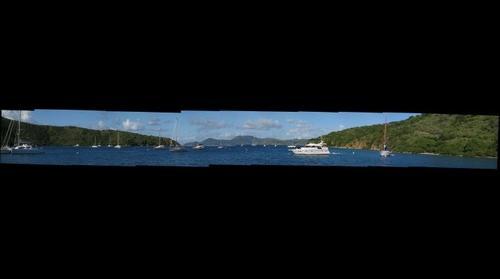 norman island, BVI,