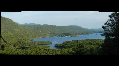 A quiet Lake Dunmore, early June, Salisbury VT