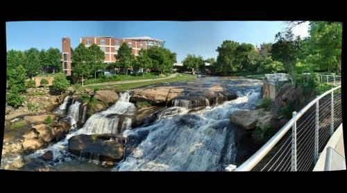 Reedy River Park (The Falls)