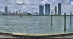 Miami Skyline (HDR)