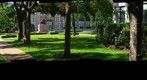 Rice University: Academic Quad - Hand-Held Panorama