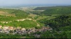 Vue Panoramique de la route de Orches sur la Bourgogne (v2)