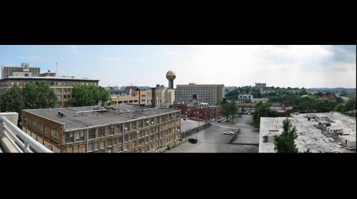 Knoxville From Market Square