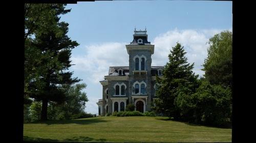 Shard Villa Facade